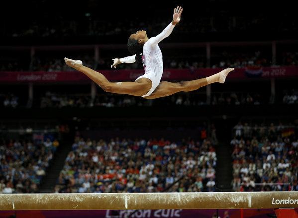 Gymnastics gabby douglas