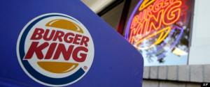 Burger King Stock Listing