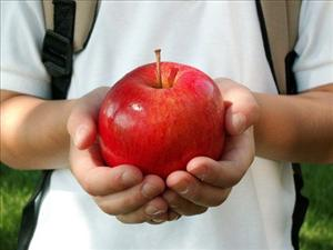 Student Gave Teacher More Than An Apple