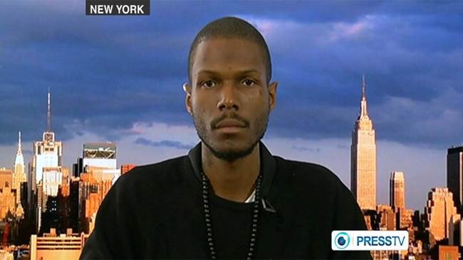 Grandson Of Malcolm X Targeted