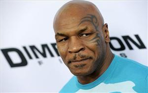 Mike Tyson A Caricature