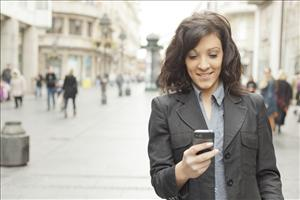 Walking While Texting Or Talking On Cell Phone Can Be Hazardous
